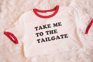 Take Me To The Tailgate Tee