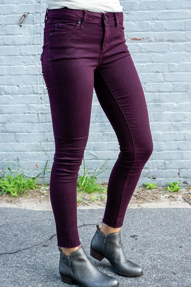 Articles of Society Plum Denim