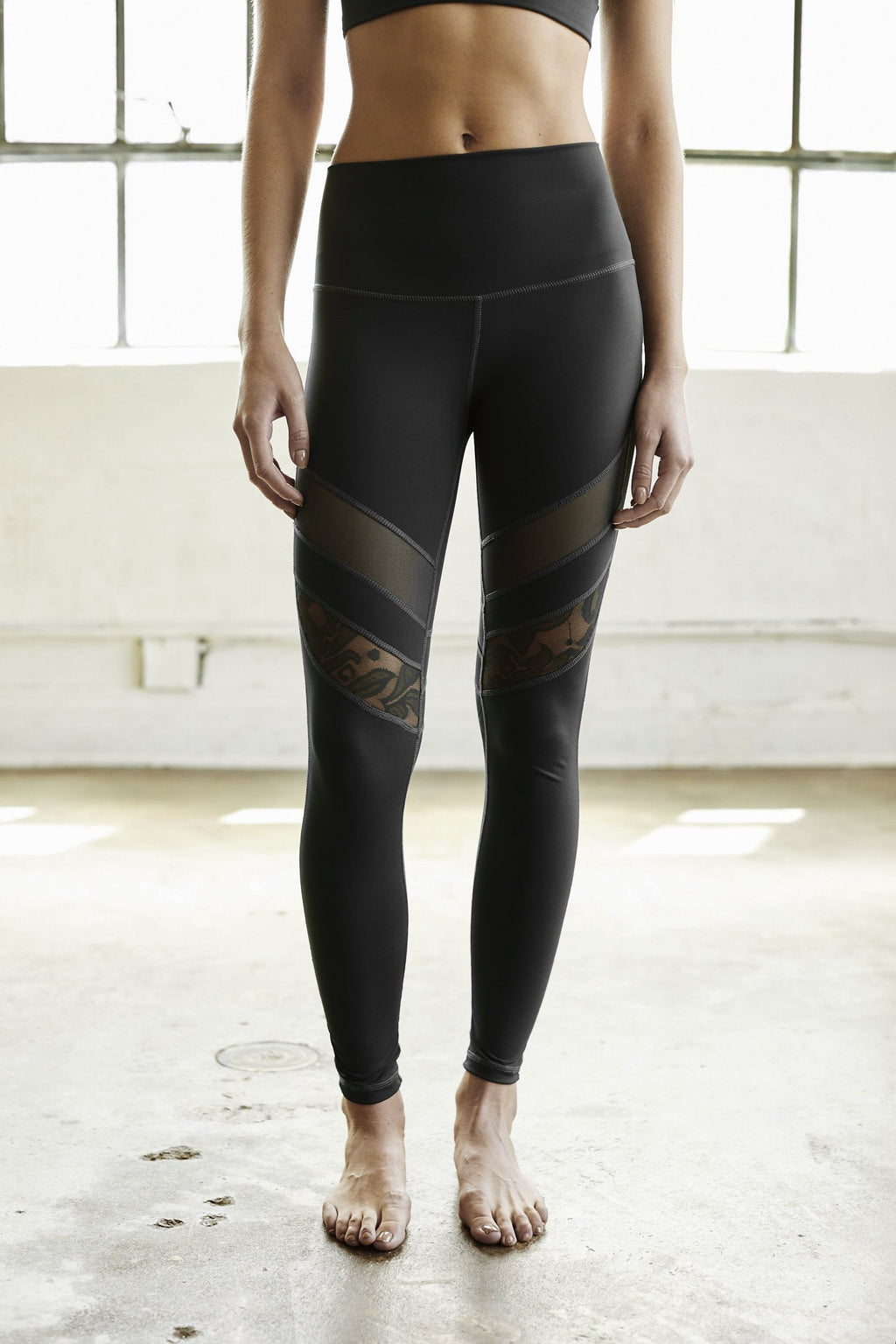 DYI LACE READY TIGHT BLACK