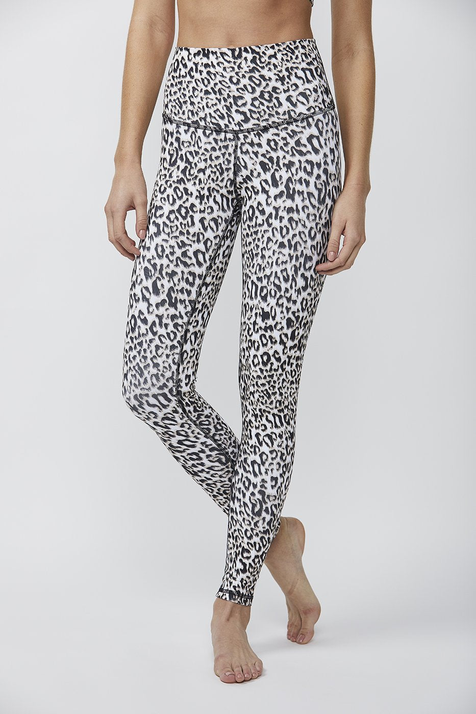 DYI Leopard Print Tight