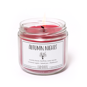 Evil Queen Autumn Nights Candle