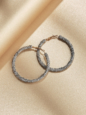 Olive+Piper Glitter Hoops