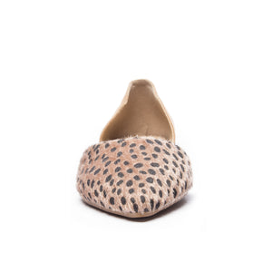 Chinese Laundry Hearty Cheetah Flat