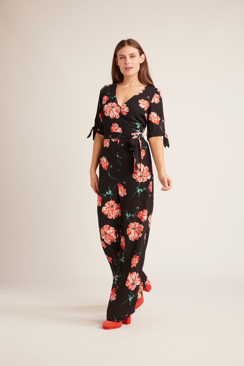 JACK BY BB DAKOTA Do You Poppy Jumpsuit