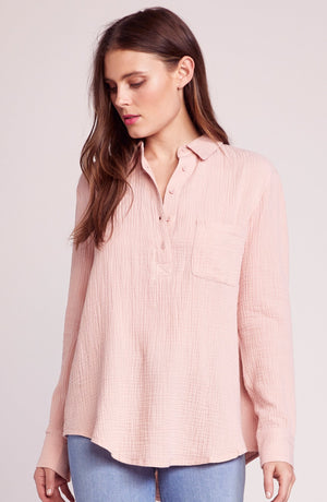 JACK BY BB DAKOTA All Buttoned Up Collared Shirt