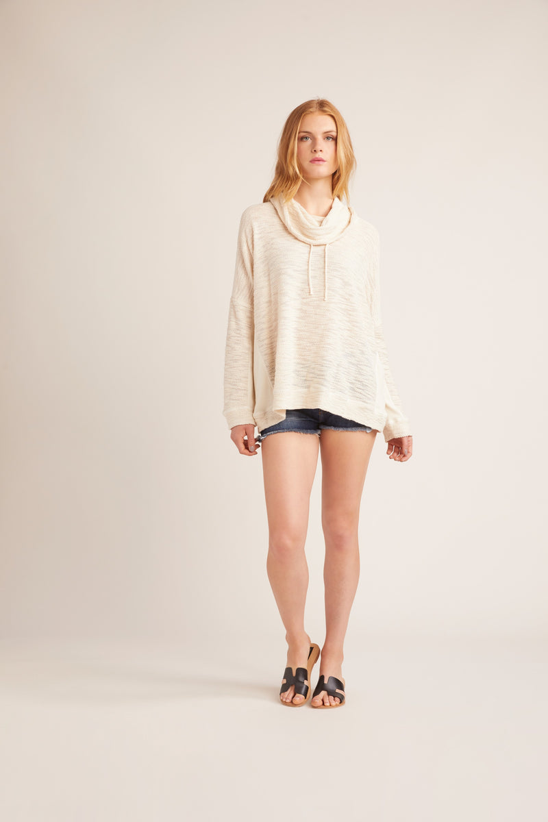 JACK BY BB DAKOTA AT YOUR LEISURE SWEATER
