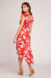 JACK BY BB DAKOTA GILD YOUR LILY HI-LO MAXI