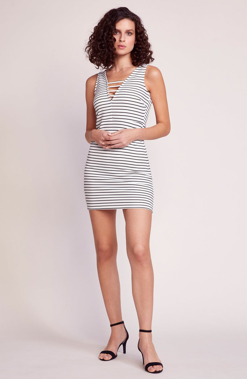 JACK BY BB DAKOTA SUMMER NIGHTS BODY-CON DRESS