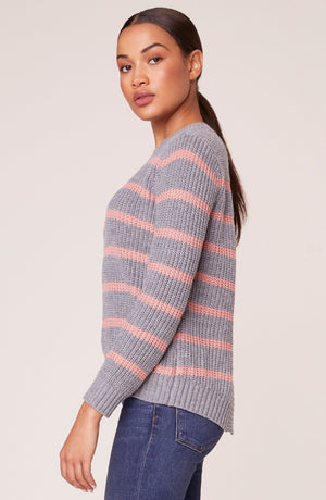 JACK By BB Dakota Leave It Open Sweater