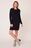 JACK  By BB Dakota Must Love Hugs Sweater Dress