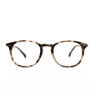 DIFF Jaxson Mocha Tortoise + Blue Light