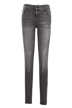 Kut from the Kloth Connie Grey Wash Ankle Skinny