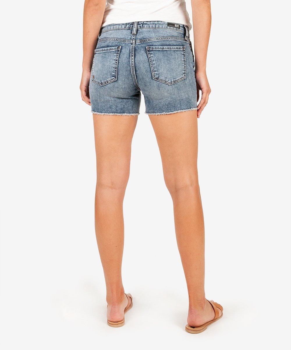 Kut From The Kloth Gidget Fray Short