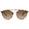 DIFF Mason in matte moss havana + brown gradient polarized lens