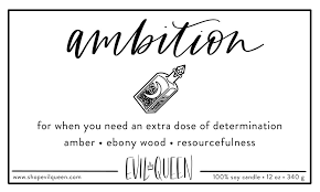Evil Queen Ambition Candle