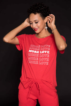 Sub_urban Riot More Love Graphic Tee