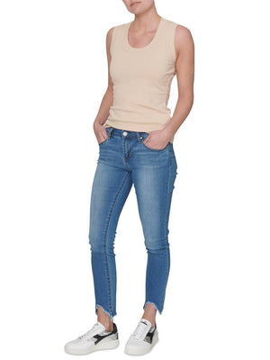 Articles of Society Carly Skinny Step Hem