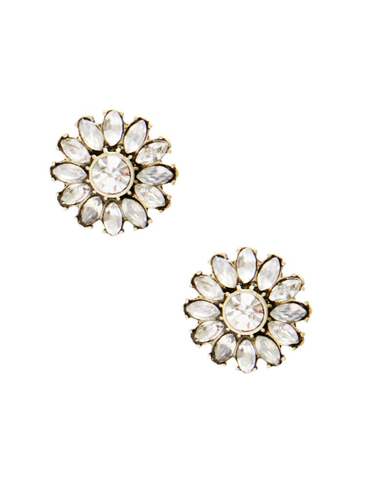 Olive+Piper Daisy Studs
