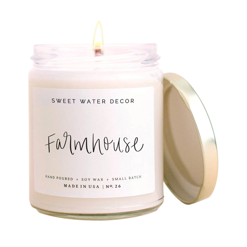 Farmhouse Soy Candle
