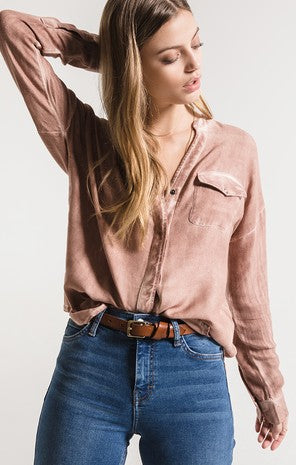 Tempe Mellow Rose Shirt
