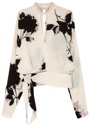 Free People Say You Love Me Blouse