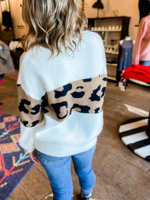 The Jessie Sweater