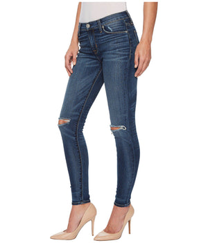 Hudson Nico Distressed Denim