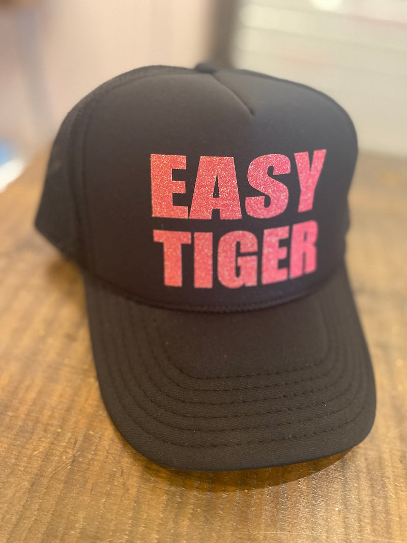 EASY TIGER Trucker Hat