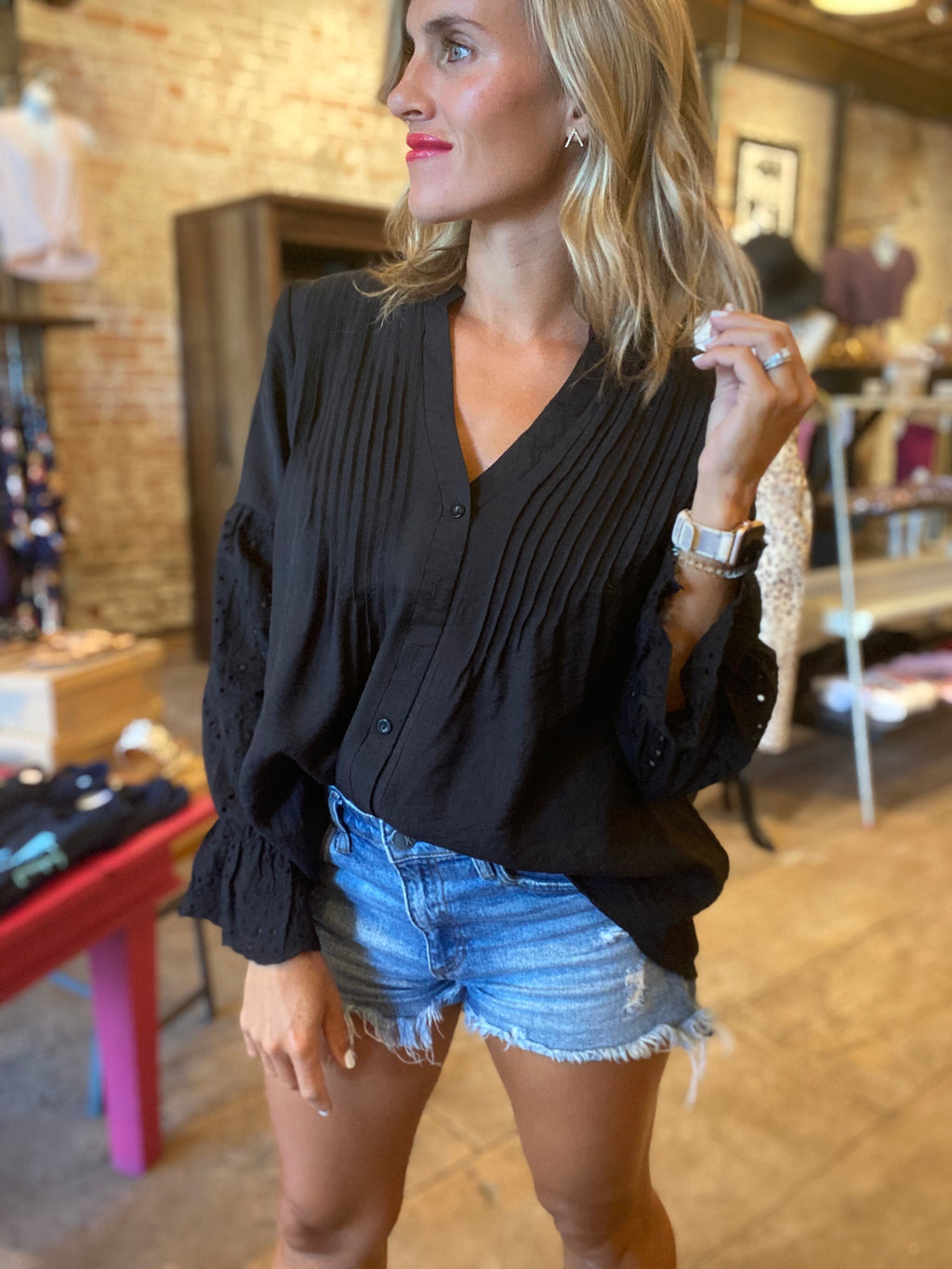 Work To Weekend Blouse