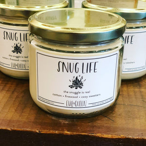 Evil Queen Snug Life Candle