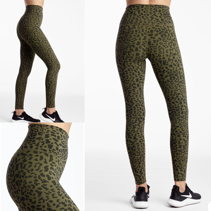DYI Moss Leopard Signature Tight