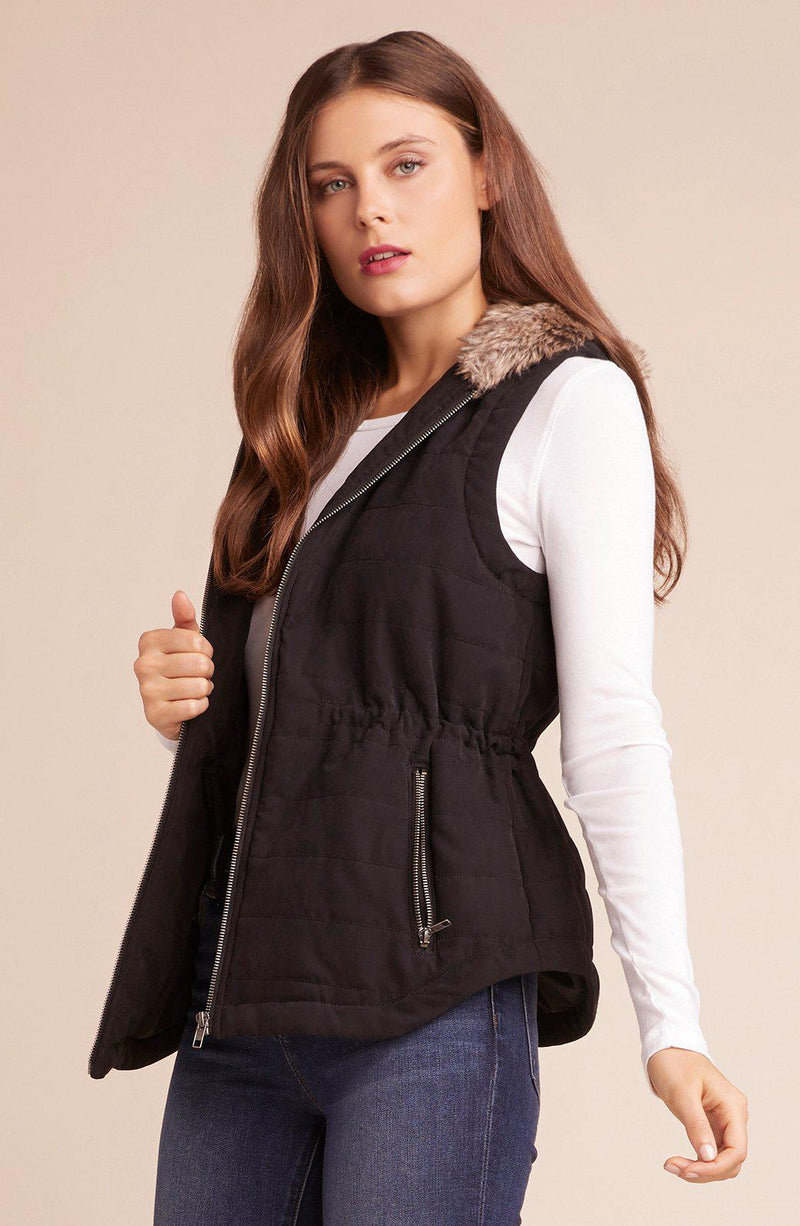 JACK by BB Dakota Hey-Ya Vest in Black