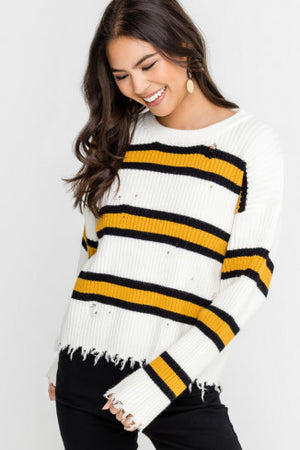 The Vivi Sweater