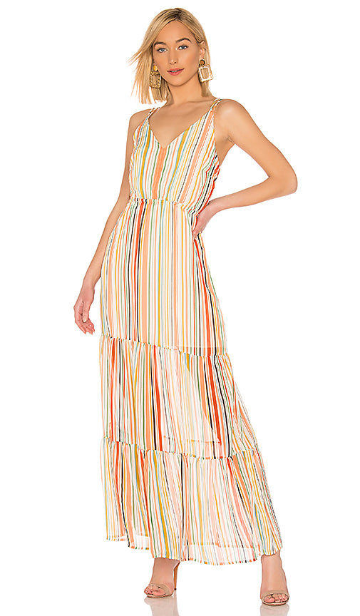 JACK BY BB DAKOTA Maxi-Mum Impact Maxi Dress