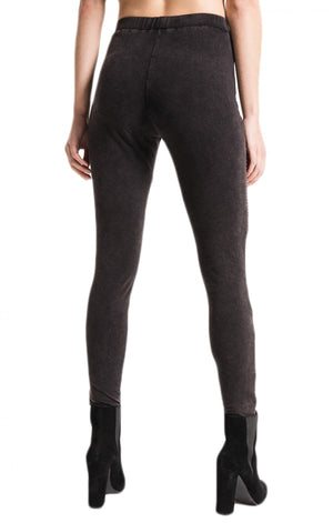 Others Follow Faded Moto Legging