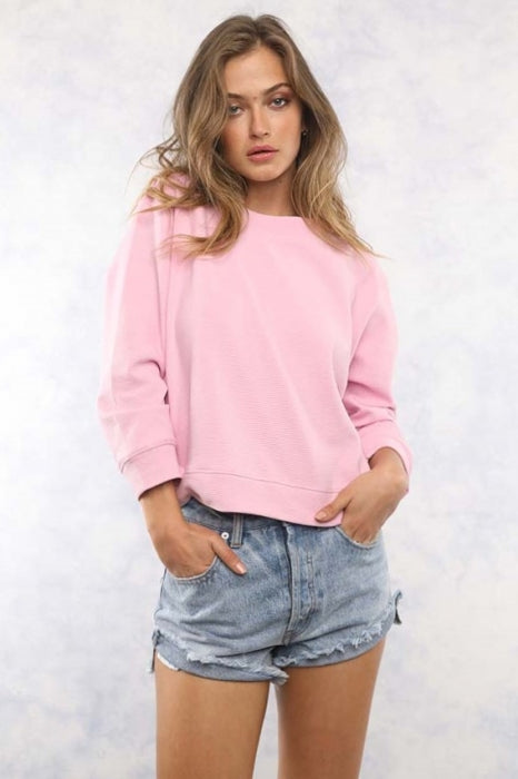 FLETCH Cali Crop Sweatshirt
