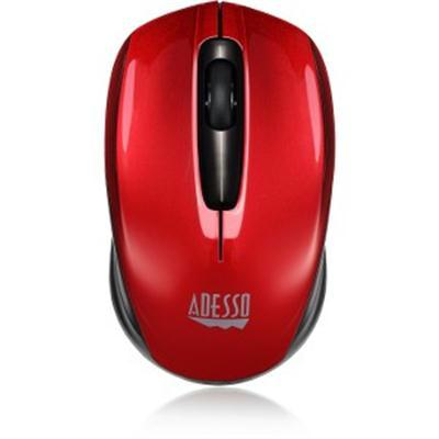 Adesso Inc. - 2.4ghz Wireless Ergo Minimouse - iMouse S50R
