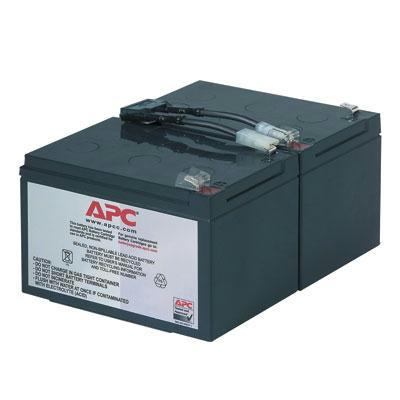 APC by Schneider Electric - Replacement Battery No 6 - RBC6