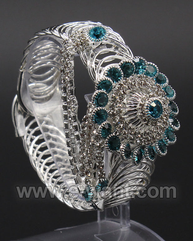 Turquoise Shied Design