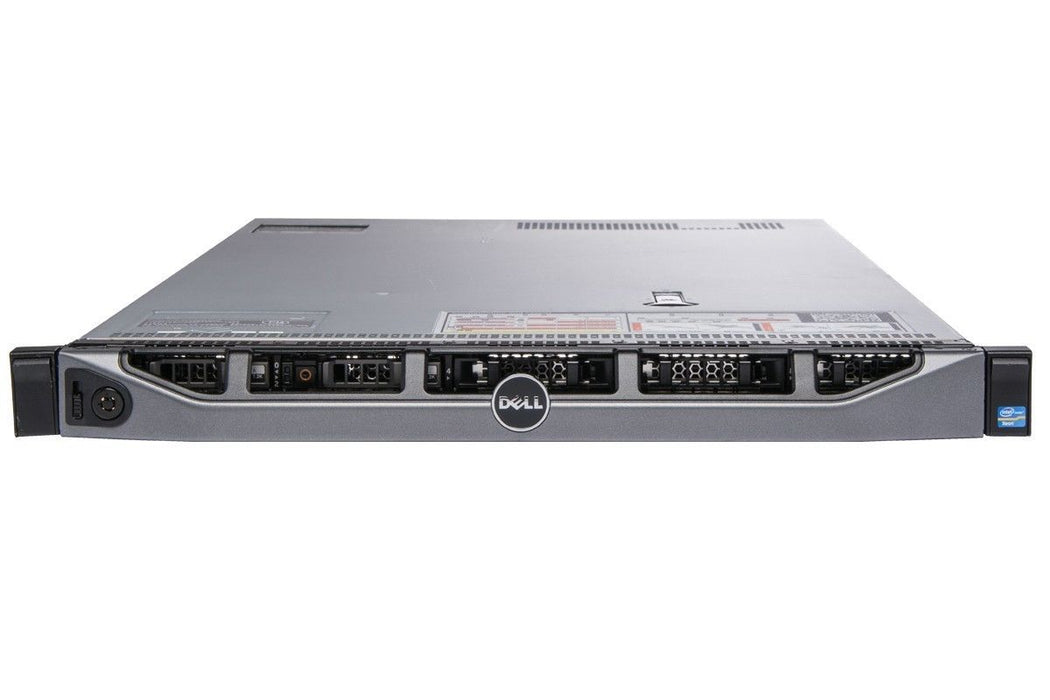 Dell PowerEdge R620 8x SFF 144GB 2x 10-Core E5-2660v2 8x 300GB SSD H710 Server
