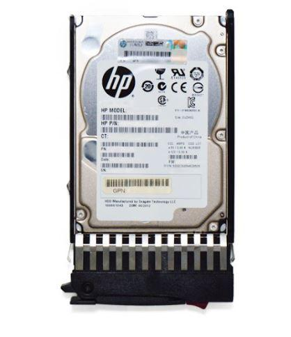 "HP 146GB 10K RPM 2.5"" 507125-B21 507283-001 SAS Hard Drive HPE"