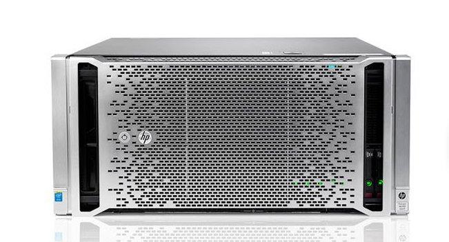 HP Proliant DL360p G8 Server 2 x E5-2690 2.9GHz 128GB RAM NO HDD HPE