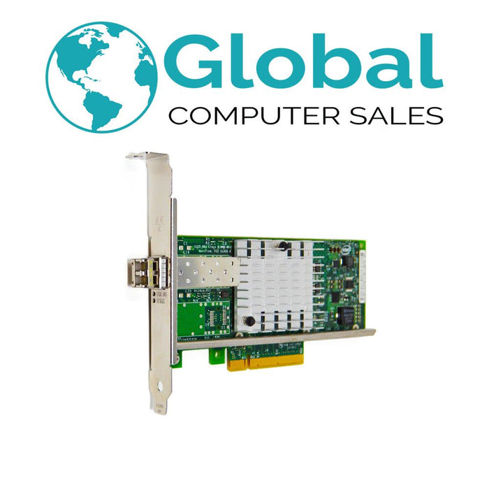 Intel Dual-Port 10GbE PCI-e X520-DA2 Ethernet Server Adapter