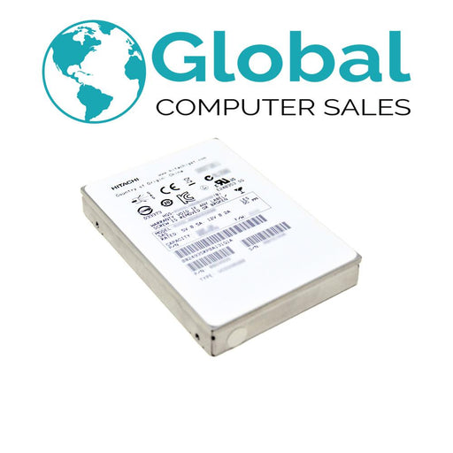 "Hitachi HUC106060CSS601 600GB SAS 10K 2.5"" Hot Plug HDD Hard Drive"