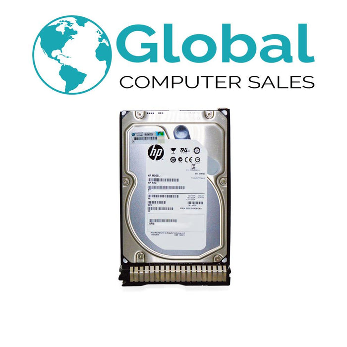 "HP MSA2 450GB 6G 15K 3.5"" DP LFF SAS 601776-001 Hard Drive HDD HPE"