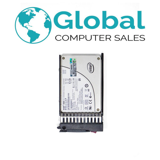 "HP 637070-001 100GB 3G 2.5"" SATA SSD Solid State Hard Drive HPE"