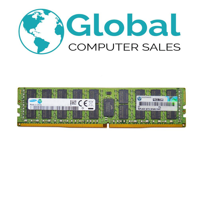 HP 32GB SDRAM DIMM PC3L-8500 4RX4 CL7 627814-B21 632205-001 628975-081 Memory HPE