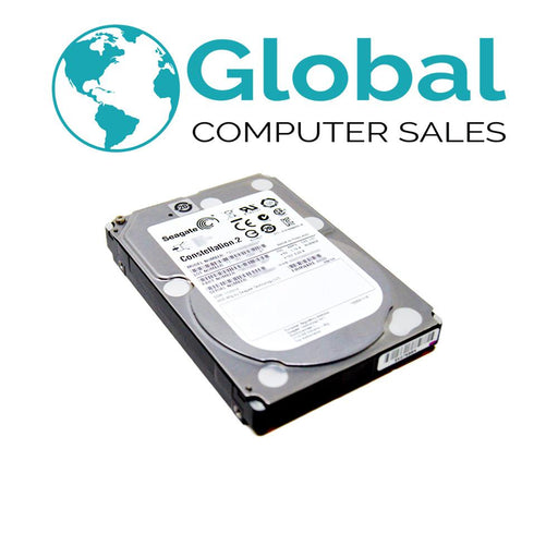 "Seagate ST600MM0006 600GB 10K RPM 6G 2.5"" SAS Hard Drive 9WG066-038"