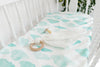 Custom Bassinet Sheet