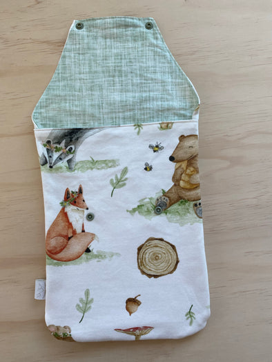 Woodland Romp - Adventure Clutch